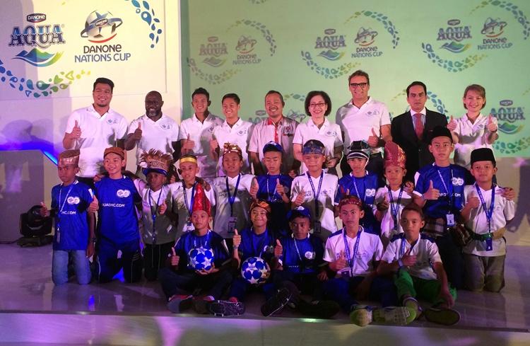 Danone Cup memberi peluang anak Indonesia di ajang internasional