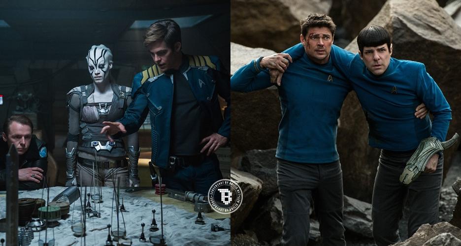 6 Fakta di balik pembuatan film Star Trek Beyond yang wajib kamu baca!