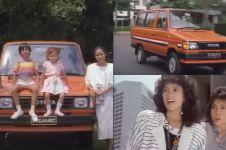 Lihat iklan jadul mobil Kijang tahun 1986 ini, dijamin kamu ngakak!
