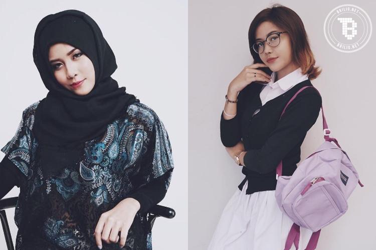 15 Foto inspirasi fashion ala Awkarin, fashionable dan kekinian!