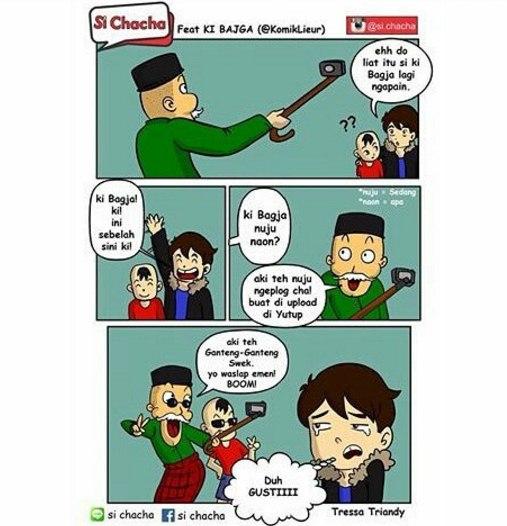 Komik Aki  Brilio Net