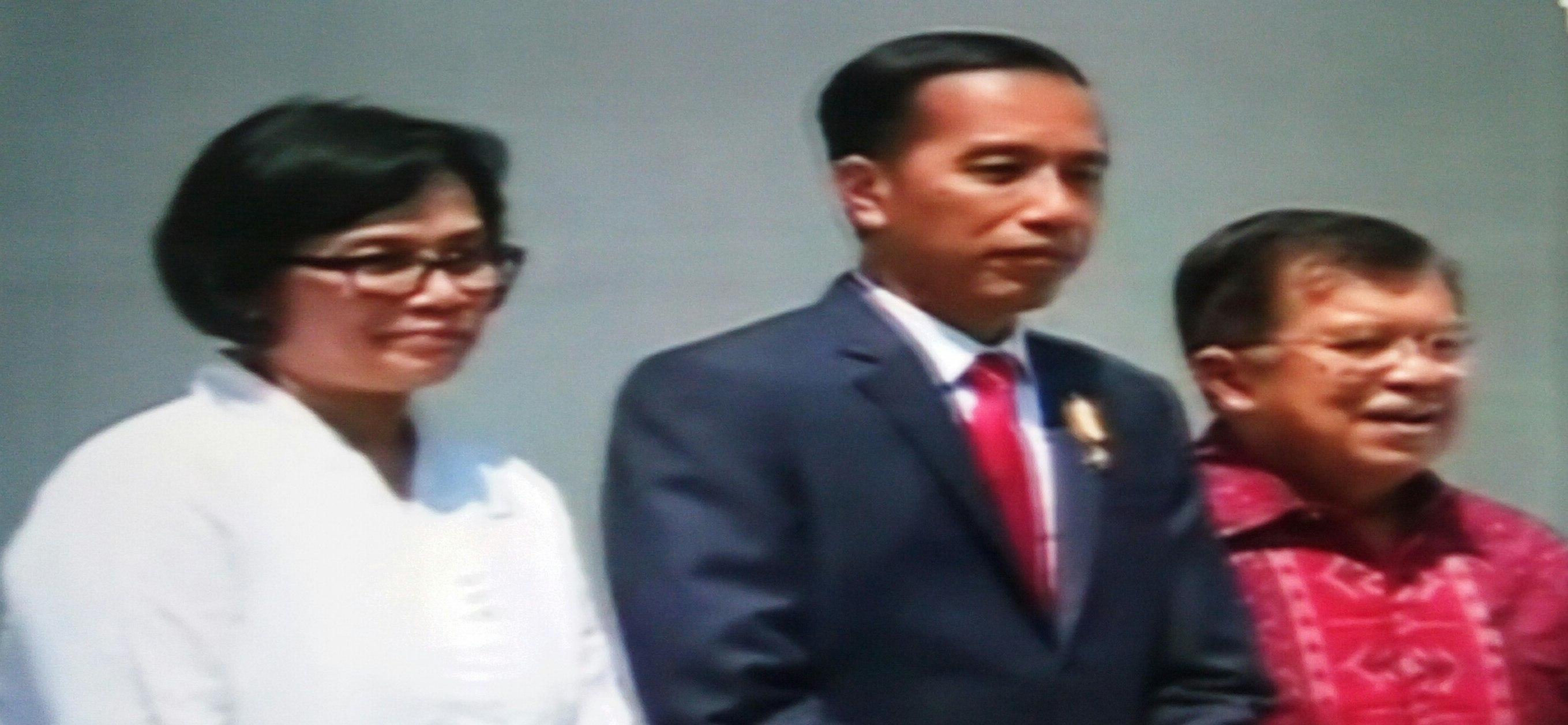 Ini 9 nama baru di kabinet Presiden Jokowi