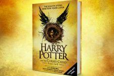 Belum terbit, buku Harry Potter seri ke-8 ini sudah banjir pesanan!