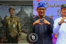 10 Potret kepala daerah dengan balutan baju adat, Indonesia banget!