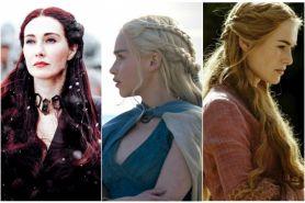 7 Gaya rambut elegan ala aktris Game of Thrones ini layak kamu tiru