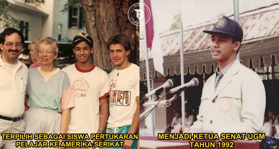 10 Foto lawas Anies Baswedan, ganteng dan berwibawa sejak muda!