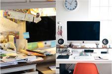 Kepribadianmu bisa dilihat dari meja kerjamu lho, kamu yang mana?