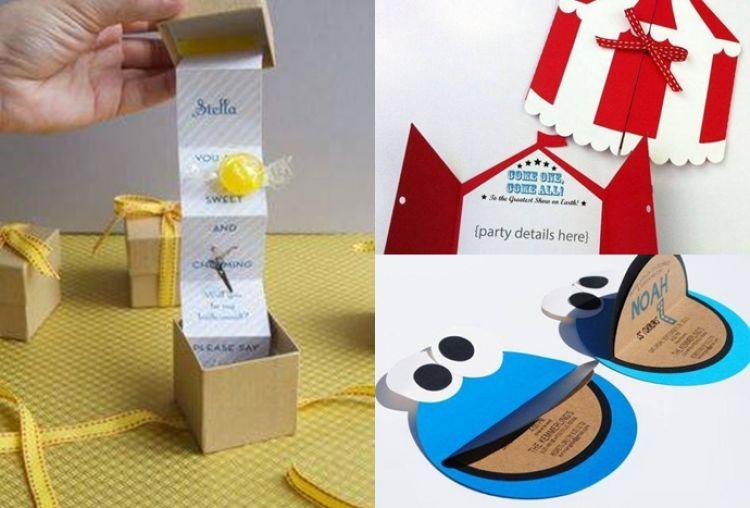 15 Desain undangan ulang tahun untuk buah hati, lucu dan gemesin deh!