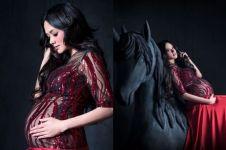 Penampilan Mulan Jameela usai 2 bulan melahirkan, langsing bak model