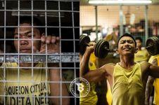 10 Foto tunjukkan mirisnya kondisi penjara tertua di Filipina