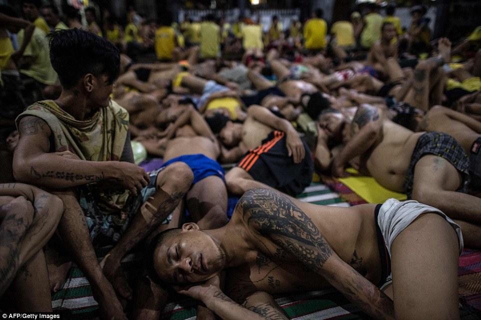 penjara filiphina © 2016 brilio.net