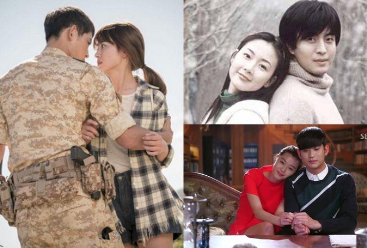10 Pasangan drama Korea paling fenomenal, beneran pacaran nggak ya?