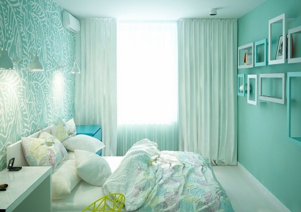 kamar berwarna pastel ini cocok buat kamu yang indekos © 2016 brilio.net