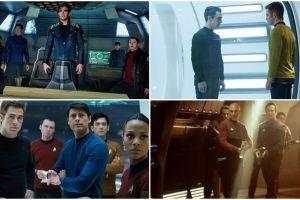 Ini 13 film Star Trek dari masa ke masa, rugi kalau belum nonton semua