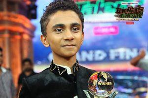 Bocah 13 tahun ini menang ajang India's Got Talent 2016, apa bakatnya?
