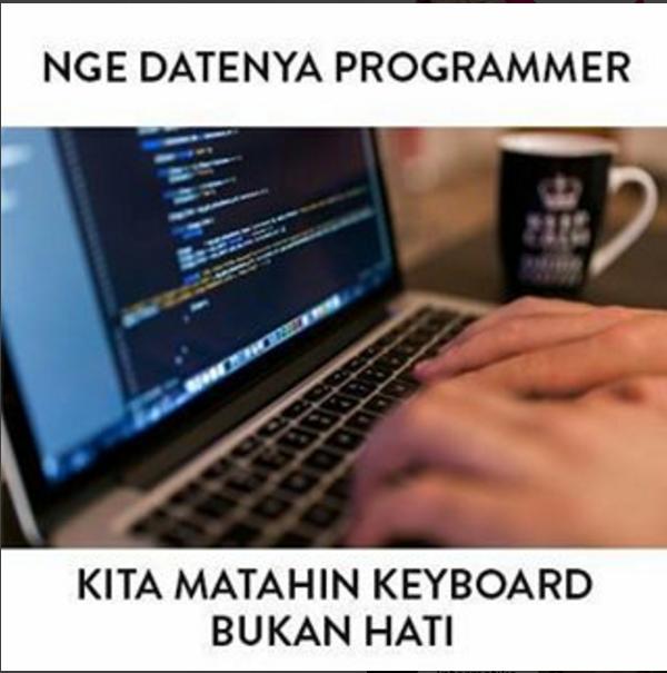 12 Meme anak programmer © 2016 brilio.net