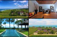 15 Foto pemandangan vila di Bali yang dijual Rp 9,9 M bikin melongo