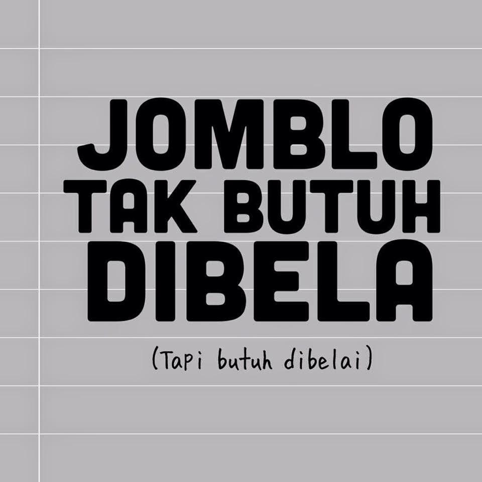 Jomblo Butuh Apa  © 2016 brilio.net