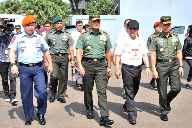 TNI bikin film kolosal © 2016 brilio.net