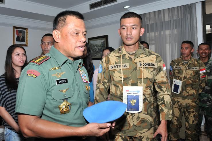 TNI bikin film tentang pasukan perdamaian PBB, mau nandingin DoTS nih?