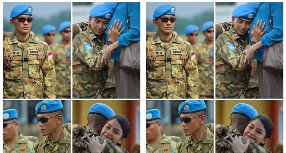 Aksi Rio Dewanto & Yama Carlos di film tentara, saingi Song Joong-Ki?