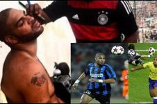 Adriano, mantan bintang Inter Milan kini tinggal di permukiman kumuh