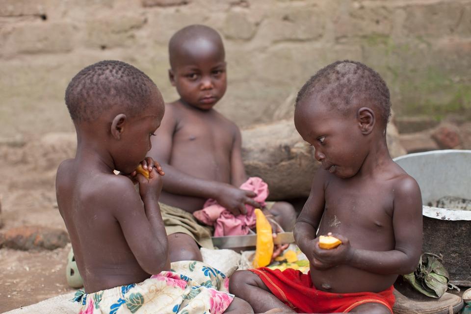 Gambar Anak Afrika Lucu