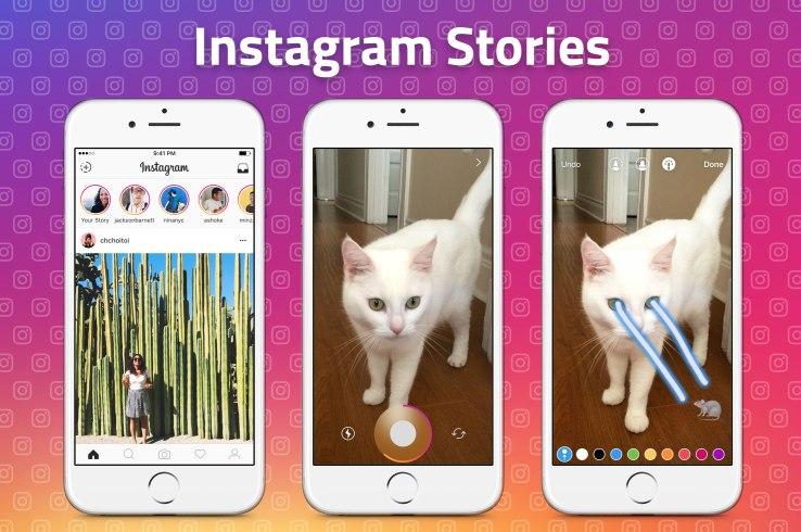 Instagram luncurkan fitur Stories mirip SnapChat, kamu sudah coba?