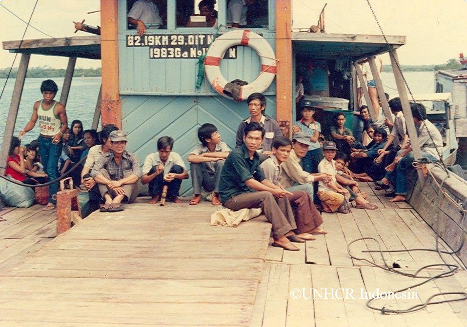 indonesia bantu pengungsi © 2016 brilio.net