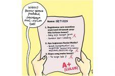 14 Komik strip 'thekobam' ini sindir kehidupan zaman sekarang