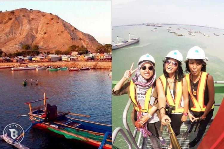 10 Pelabuhan ini paling Instagrammable se-Indonesia, mari buktikan!