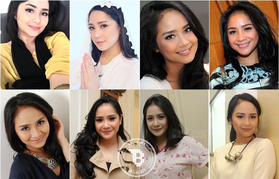 Bak pinang dibelah dua, 10 foto ini bukti miripnya Gigi & Gita Gutawa!