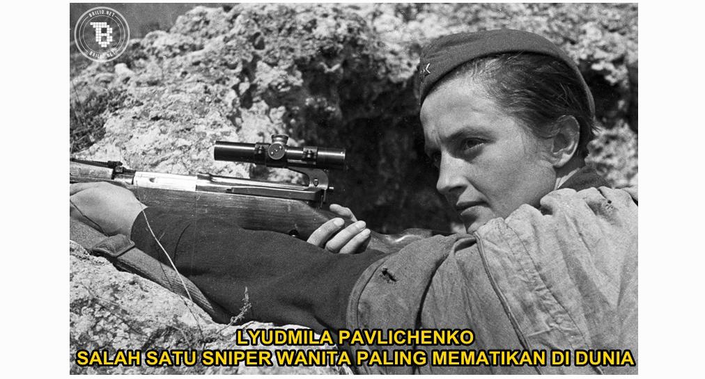 10 Aksi sniper wanita Soviet ini berhasil bikin kabur tentara Nazi