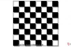 Uji kejelian matamu, hitung jumlah persegi dalam papan catur ini!