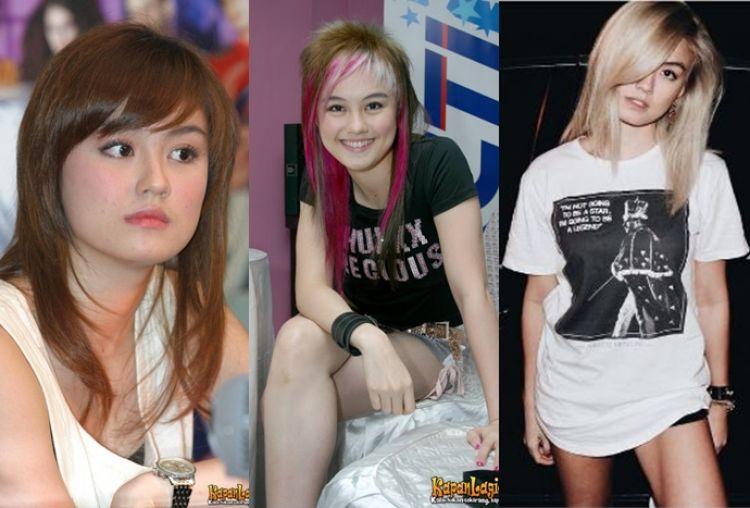 8 Gaya rambut Agnez Mo ini selalu jadi trendsetter anak ...