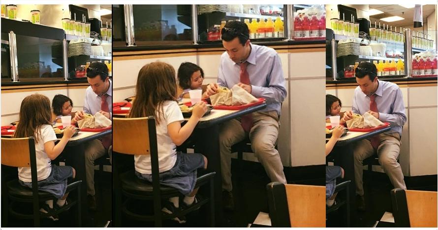 Cara orangtua ajarkan menghargai perbedaan ke anaknya ini bikin haru
