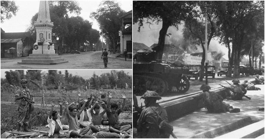 12 Foto langka zaman penjajahan di Indonesia, suasananya mencekam!
