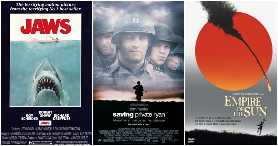 12 Film lawas terbaik Steven Spielberg ini layak kamu tonton ulang