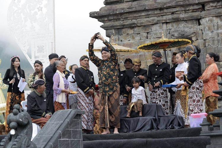 Perputaran uang Dieng Culture Festival capai Rp 45 miliar lebih