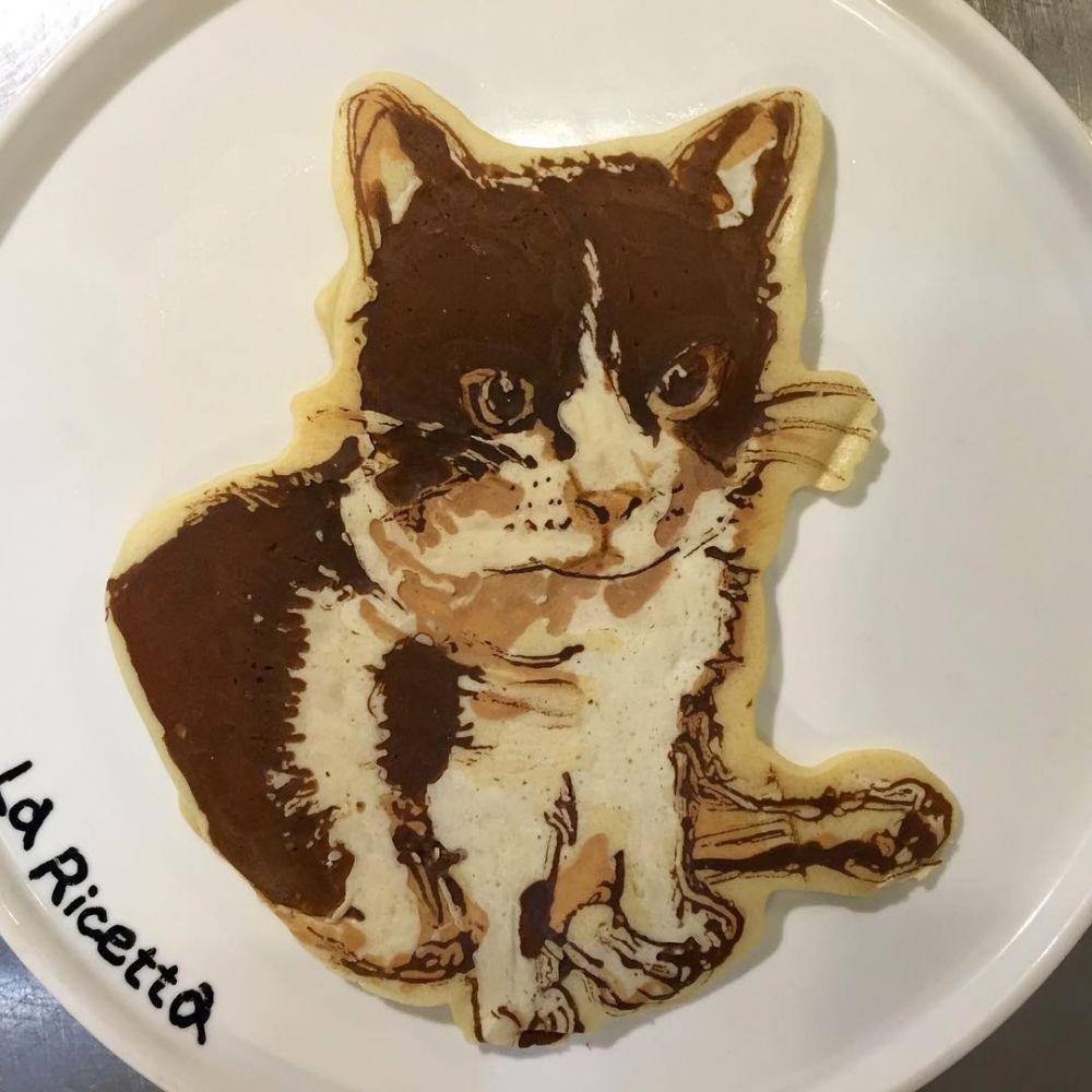 pancake karakter © 2016 brilio.net