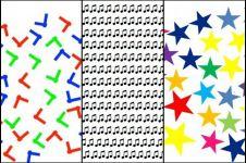 Coba temukan simbol tersembunyi di 6 gambar ini dalam 5 detik