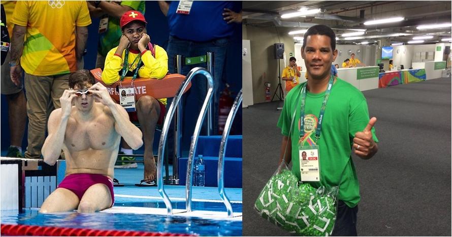 Pekerjaan unik di Olimpiade Rio ini bikin kamu bengong, kok ada ya