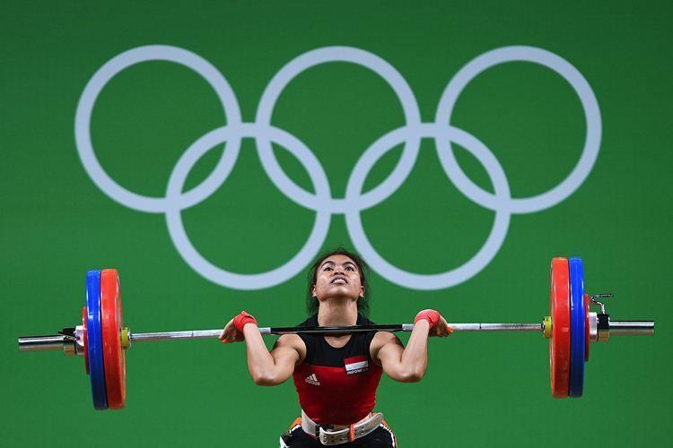 15 Foto mengesankan perjuangan atlet dalam Olimpiade 2016