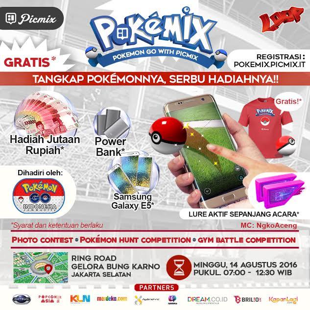 lomba pokemon go © 2016 brilio.net