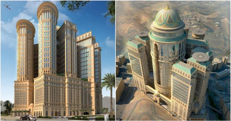 Hotel terbesar sedunia ini punya 10 ribu kamar, wow!