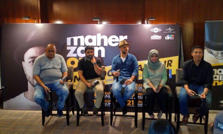 Wah Maher Zain bakal konser di 5 kota besar Indonesia