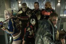 10 Foto jadul & culun para pemeran film Suicide Squad, bikin pangling
