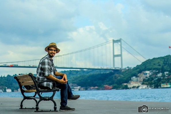 9 Foto gabungan saat siang-malam di Istanbul, seni tingkat tinggi nih!