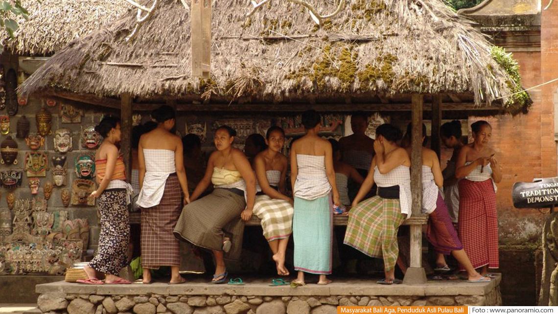 Ini penampilan penduduk asli 15 suku di Indonesia, makin cinta deh