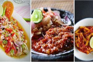 15 Resep sambal khas Indonesia yang bikin kamu makin lahap makan